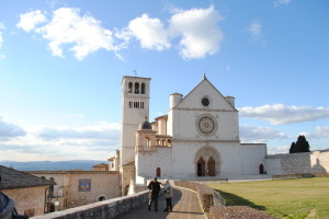 Basilica of St Francis - Assisi (7)