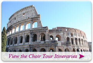 Choir Tour Itineraries